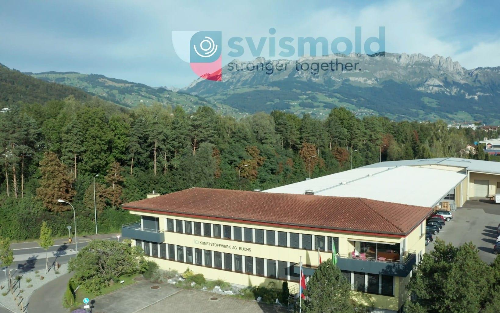 Company svismold - Buchs (SG) Switzerland
