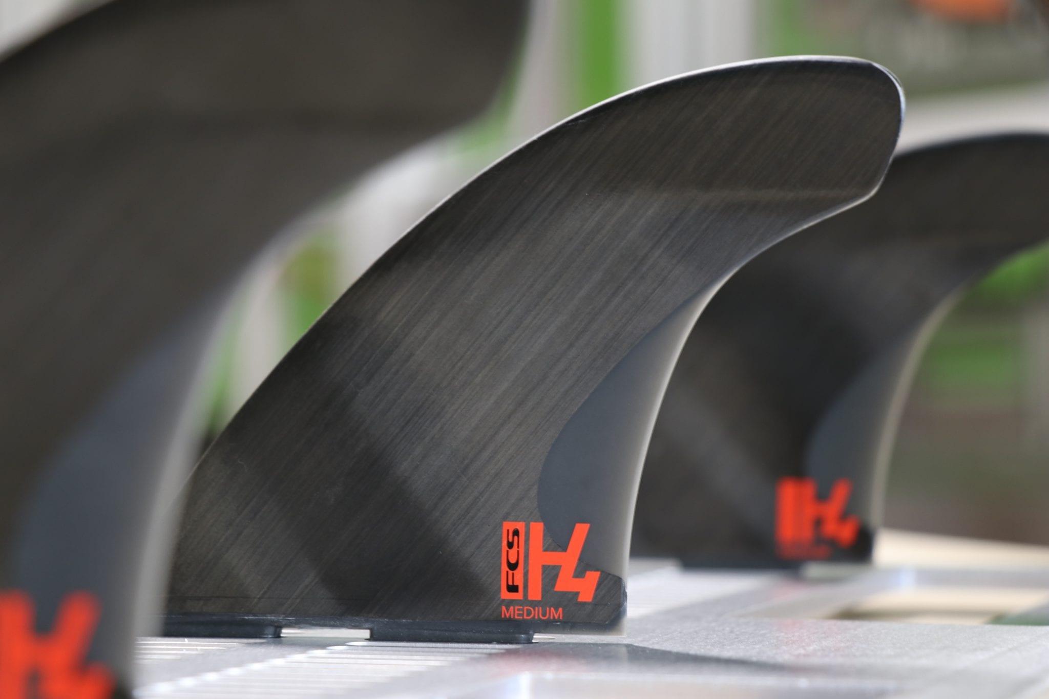 Lightweight Composite Technology - H4 fin - swiss made